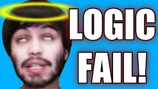 CHRISTIAN LOGIC FAIL! (Re: Why Being Atheist Doesn