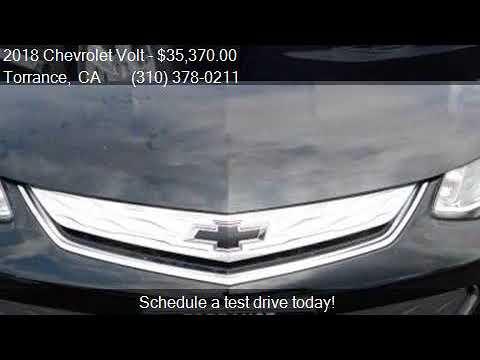 2018 Chevrolet Volt LT 4dr Hatchback For Sale In Torrance, C. Martin  Chevrolet