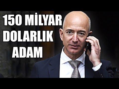Jeff Bezos'un Hayatında Bir Gün (Dünyanın En Zengin İnsanı)