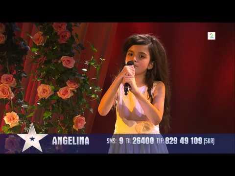 Angelina Jordan -  Complete Summertime Segment - Norske Talenter