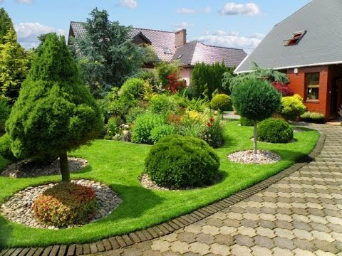 Beautiful Home Gardens
