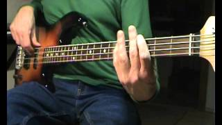 The Spencer Davis Group - Keep On Running - Bass Cover