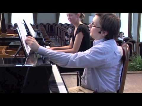 Alexei Grynyuk, Masterclass, New Musical Generation Summer festival