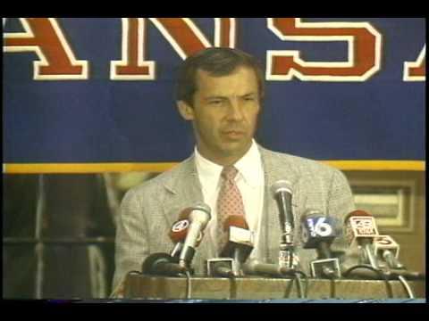 KUSports.com Jayhawk Flashback: July 8, 1988, Roy Williams introductory press conference