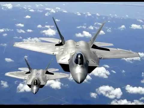 """Aerial Warfare"" - Music by Alyssa E. Watts"