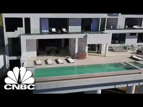 A $25M Bel Air Mansion Built For Partying | Secret Lives Super Rich | CNBC Prime