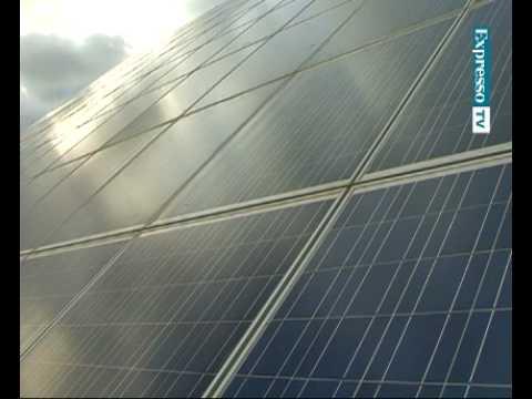 Amareleja acolhe maior central fotovoltaica do mundo