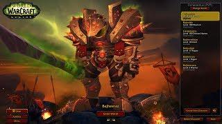 Bajheera - 7.2.5 Arms Warrior 3v3 Arena w/ Cdew & Cartoonz - WoW Legion 7.2.5 PvP