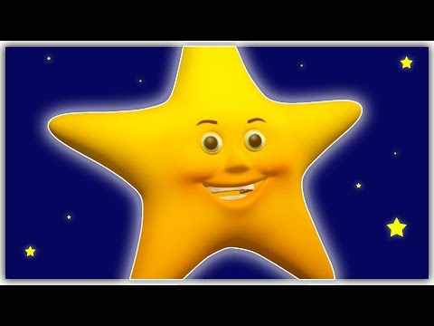 Twinkle Twinkle Little Star | Nursery Rhymes | Poems For Kid