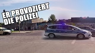 HOW TO POLIZEI PROVOZIEREN ft. AdrenaliNik 😂