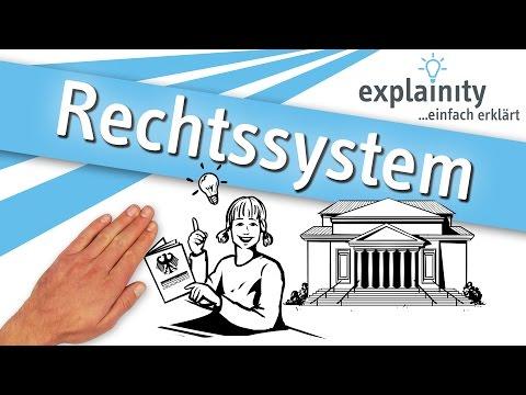 Das deutsche Rechtssystem