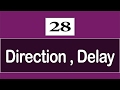 28 - ( CSS3 Tutorial ) Animation : Direction , Delay