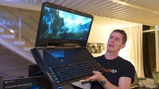The BIGGEST, HEAVIEST, Laptop EVER – $9,000 Acer Predator 21X