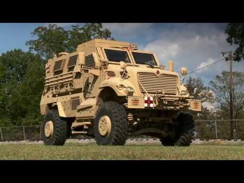 Navistar Defense MaxxPro Reset