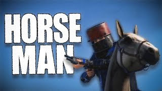 I Used A Horse To Take Over A Rust Server