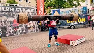 Strongman 2018: Mikołajki