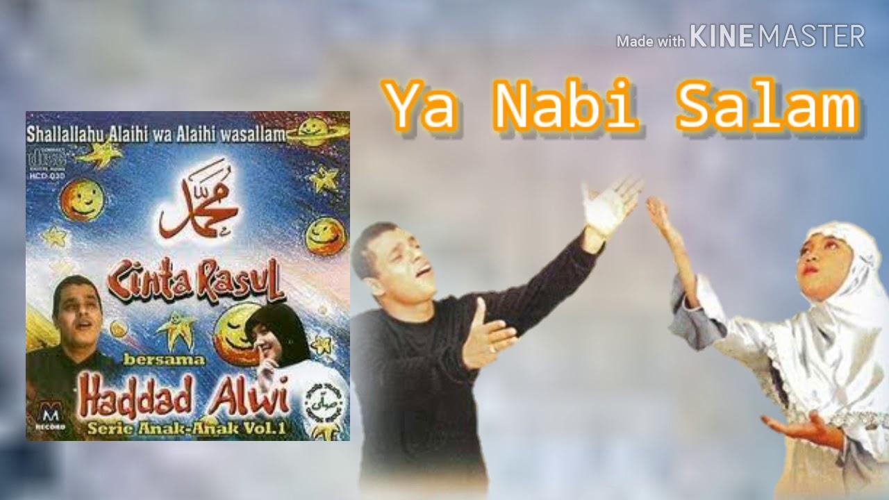 Cinta Rasul Vol.1 - Ya Nabi Salam 'Alaika ( Haddad Alwi