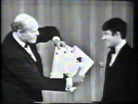 TV Heroes - David Nixon  - Magician - Danny Baker
