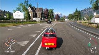 Forza Horizon 4 - Trident Peel 1965 - Open World Free Roam Gameplay (HD) [1080p60FPS]