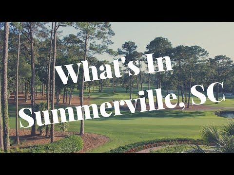 Morgen - Summerville, SC A Great Place to Retire!