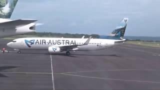 AIR FRANCE B777-Roland Garros Saint-Denis to ORLY-Economy- FULL FLIGHT