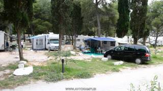 Camp site Stobrec - Split (Croatia)