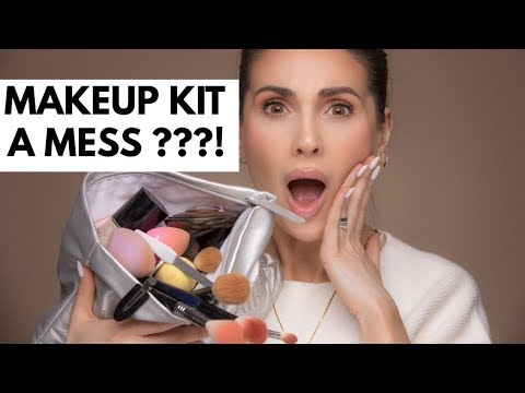 BEST TIPS TO ORGANIZE YOUR MAKEUP KIT | ALI ANDREEA