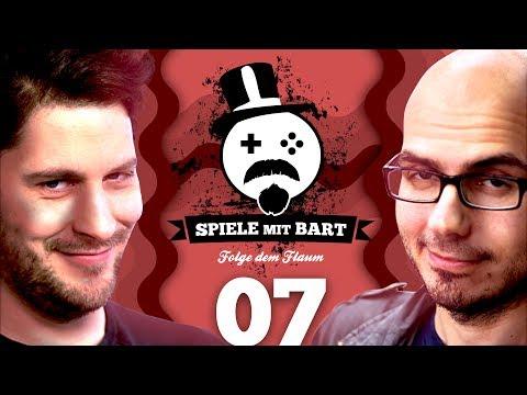 Spiele mit Bart mit Simon & Gregor #007 | Project Scissors: NightCry