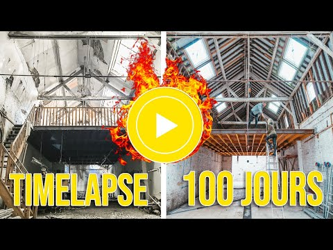 timelapse-renovation-:-100-days-of-structural-works-old-factory