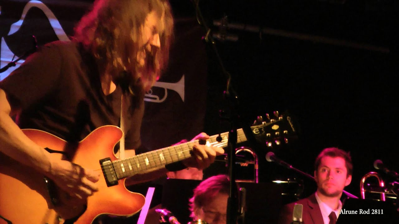 Nordkraft Big Band Feat Robben Ford Slick Capers Blues