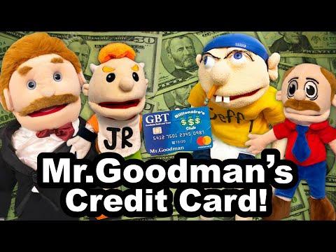 SML Movie: Mr. Goodman's Credit Card!