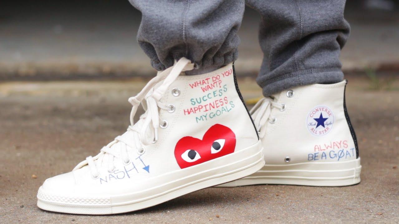 custom converse chuck taylors