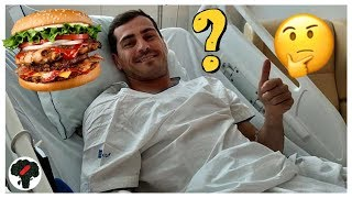 Iker Casillas Heart Attack - What Caused It?