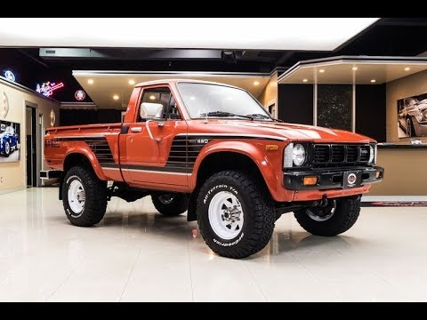 1980 Toyota Pickup For Sale