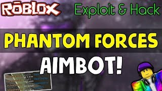 [BARU] HACK/SCRIPT #ROBLOX PHANTOM FORCES NOCLIP,AIMBOT,FLY,ESP [FREE 2019]