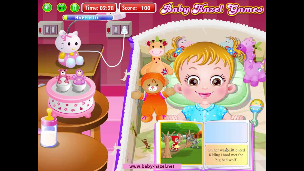 Baby hazel bed time youtube - Baby Hazel Bed Time Baby Games