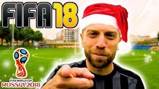 BAILA COMO EL PAPU | FIFA 18 VERSION MUNDIAL | PAPU GOMEZ TRIBUTE 2.0 FELIZ NAVIDAD