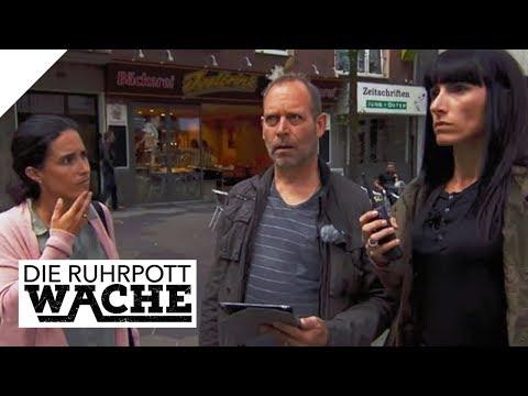 Kind in Zeitung entdeckt: Durchtriebene Bandenarbeit | Die Ruhrpottwache | SAT.1 TV