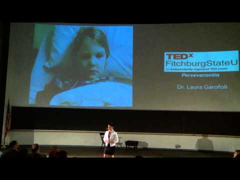 Eos, pathos, locos: Dr. Laura Garofoli at TEDxFitchburgState