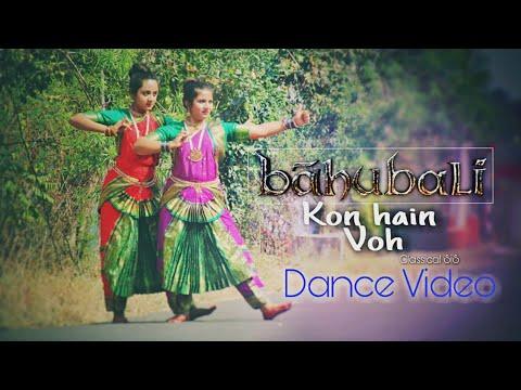 Bahubali Kon hain Vo Bharatanatyam Dance Choreography/Dance Video | Classical SiS