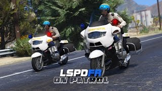 LSPDFR - Day 234 - BMW R1150RT Police Bike