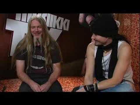 Nightwish Hietala Holopainen Interview