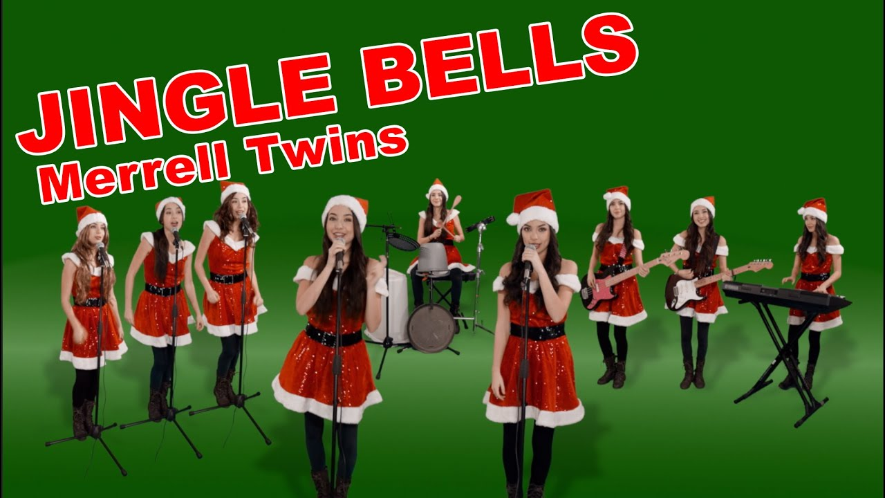 Jingle Belle Ghostlygabbie: Merrell Twins