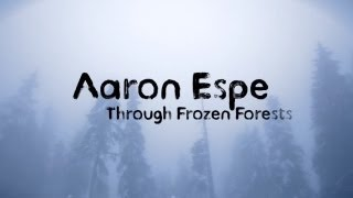 Aaron Espe - Through Frozen Forests (Lyric Video) Mp3