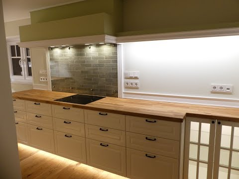 Ikea Kitchen Project – Bodbyn Landhausküchen DIY