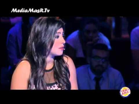 برنامج من غير زعل - الحلقة 2 - ايتين عامر - مقلب جامد من ريهام السعيد و سعد الصغير