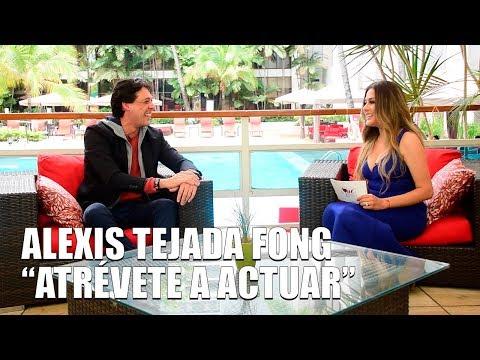 ¡Qué Hembras!  Atrévete a Actuar  Invitado: Alexis Tejada Fong