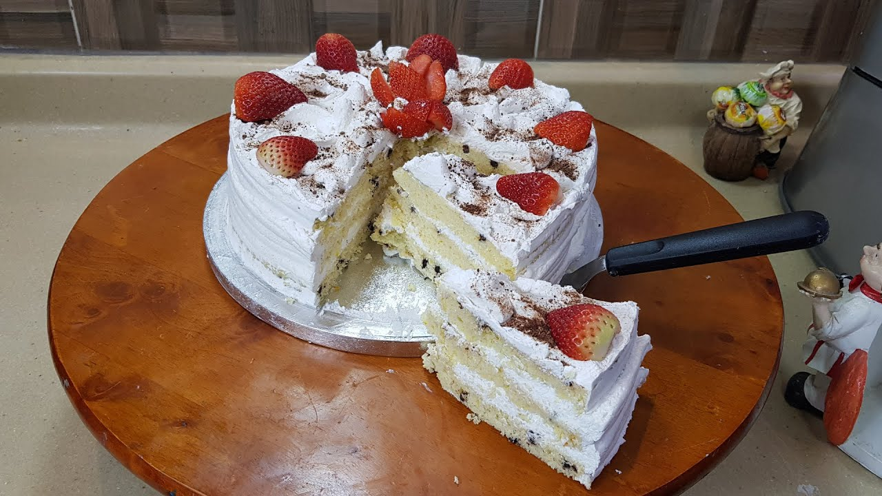 طريقة سهلة وسريعة لتزيين الكيك || Simple and Easy Cake Decorating