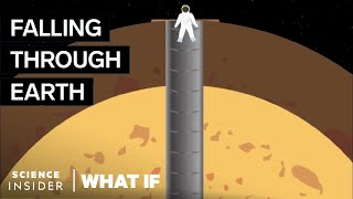 What Would Happen If You Could Fall Through Earth