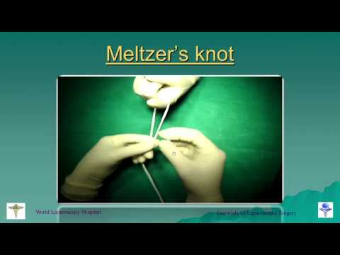 Master Class Of Laparoscopic Suturing And Knotting By Dr. R.K. Mishra